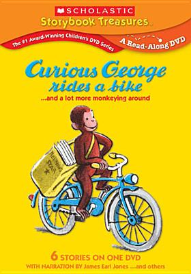 CURIOUS GEORGE RIDES A BIKE BY CURIOUS GEORGE (DVD)